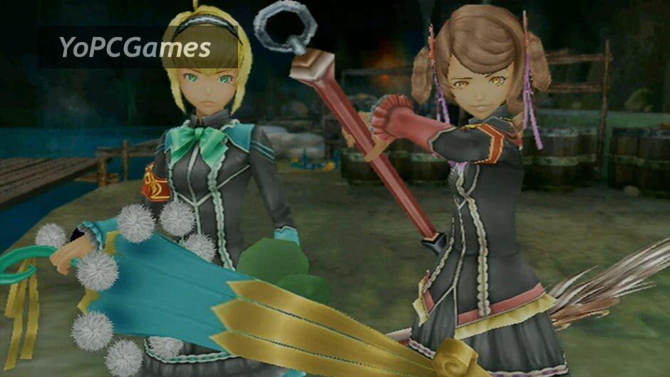 arc rise fantasia screenshot 5
