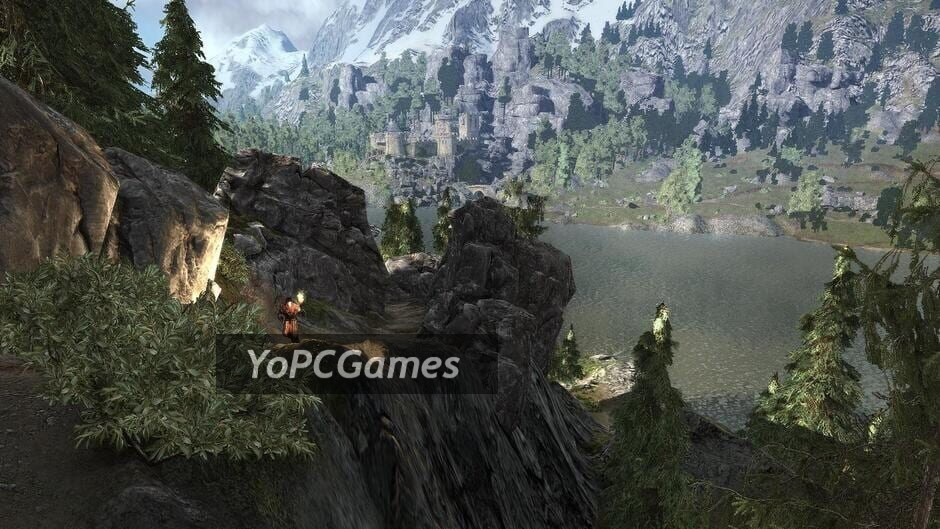 arcania: gothic 4 screenshot 3