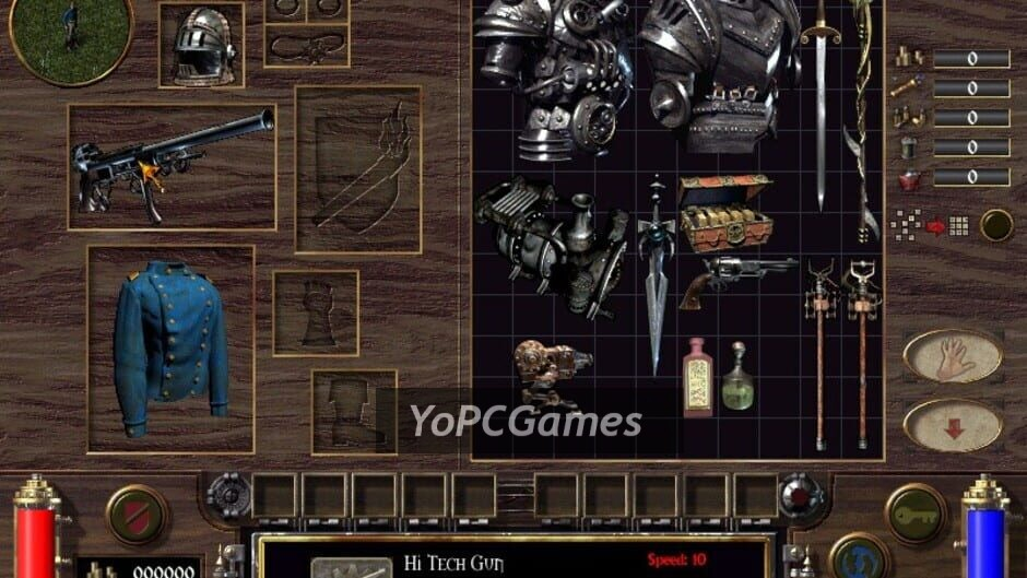arcanum: of steamworks and magick obscura screenshot 3