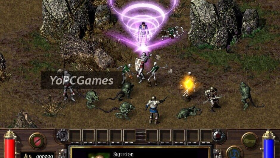 arcanum: of steamworks and magick obscura screenshot 4