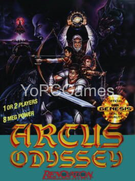 arcus odyssey game