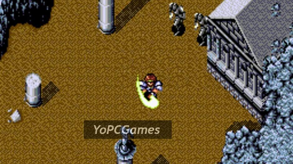 arcus odyssey screenshot 4