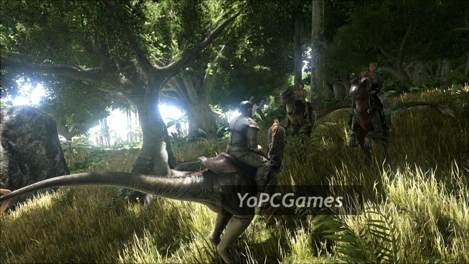 ark: survival evolved screenshot 2