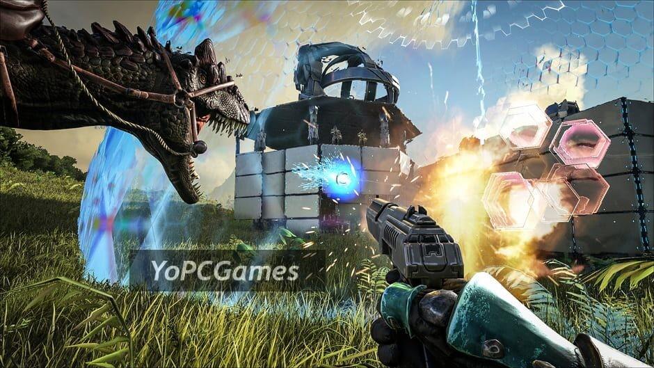 ark: survival evolved screenshot 5