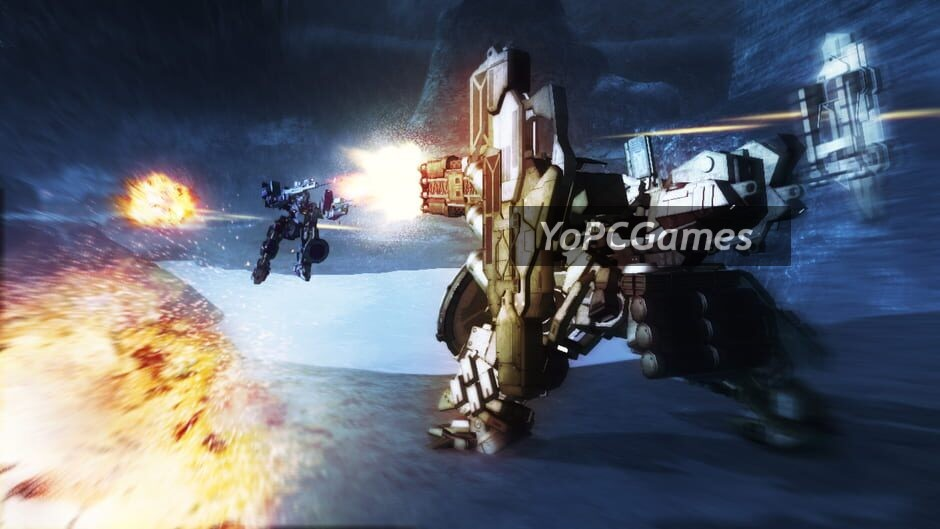 armored core v screenshot 2