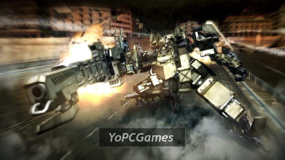 armored core v screenshot 3