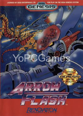 arrow flash cover