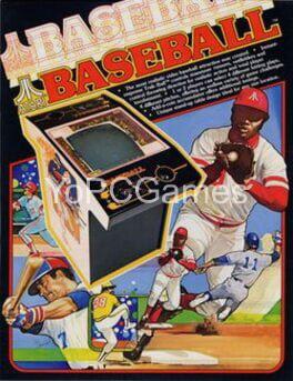 atari baseball cover