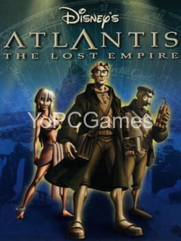 atlantis the lost empire cover