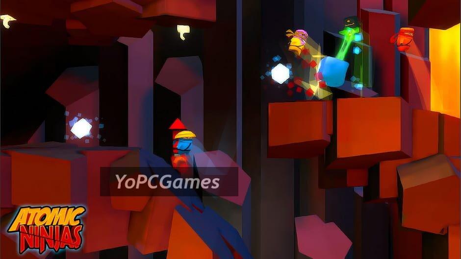 atomic ninjas screenshot 2