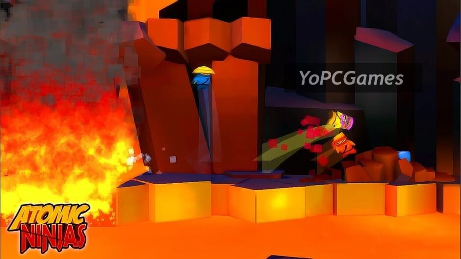 atomic ninjas screenshot 3