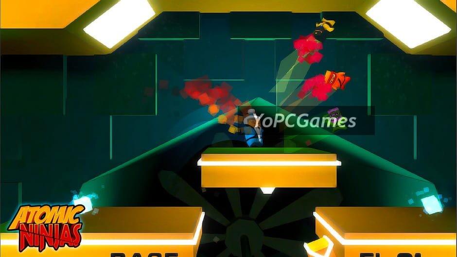 atomic ninjas screenshot 4