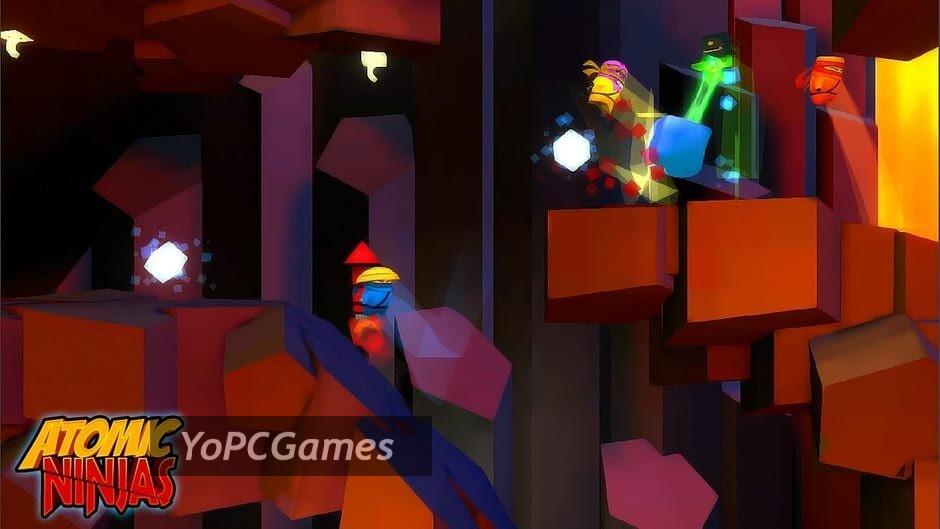 atomic ninjas screenshot 5
