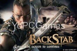 backstab hd poster