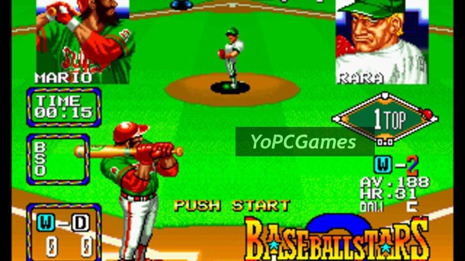 baseball stars 2 screenshot 2