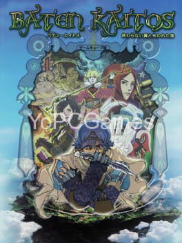 baten kaitos: eternal wings and the lost ocean pc game