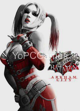 batman: arkham city - harley quinn