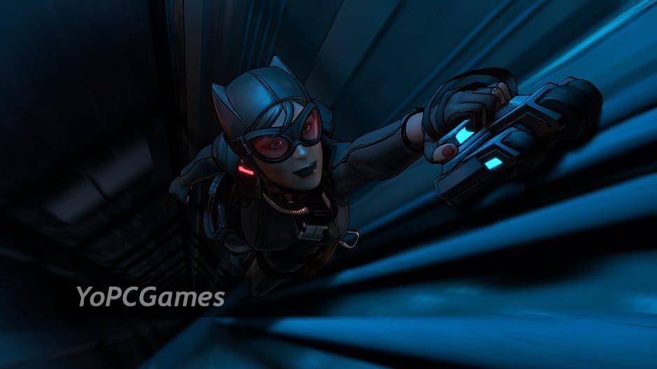 batman: the telltale series screenshot 1