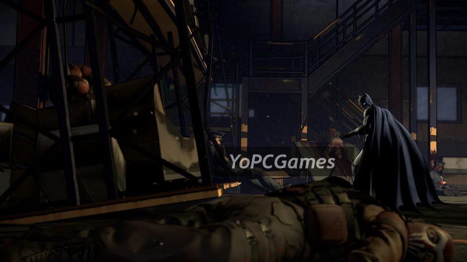 batman: the telltale series screenshot 2