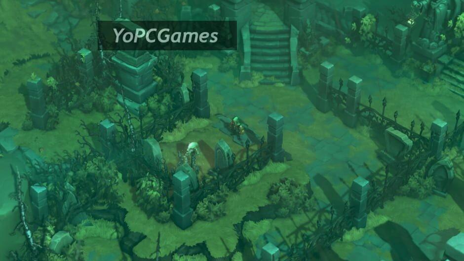 battle chasers: nightwar screenshot 2