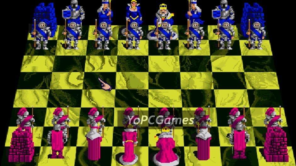 battle chess screenshot 5