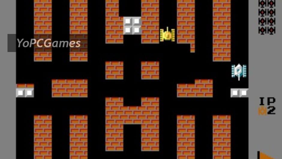 battle city screenshot 1