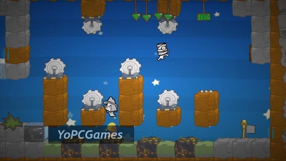battleblock theater screenshot 2