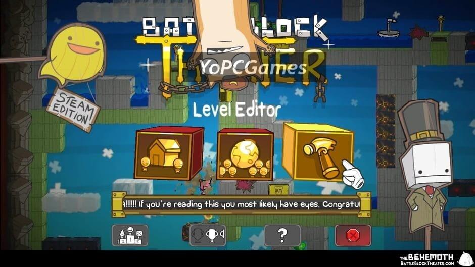 battleblock theater screenshot 5