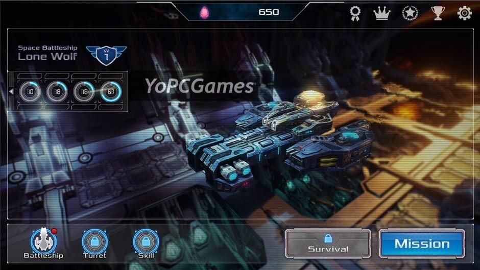 battleship lonewolf screenshot 2