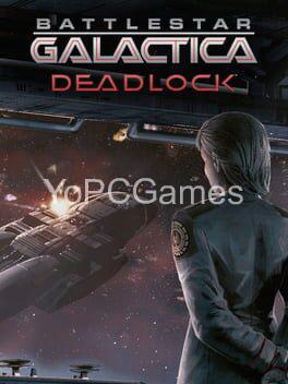 battlestar galactica deadlock poster