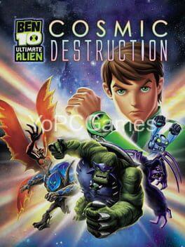 ben 10 ultimate alien: cosmic destruction pc