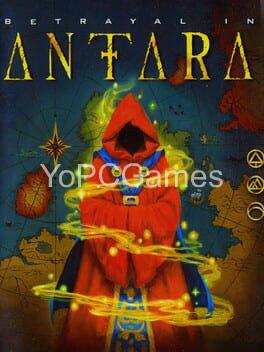 betrayal in antara cover