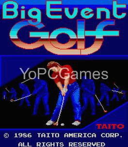 big event golf for pc