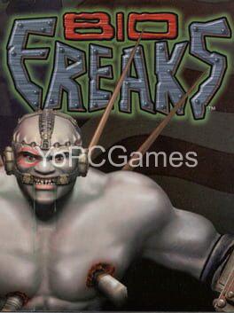 bio f.r.e.a.k.s. pc game