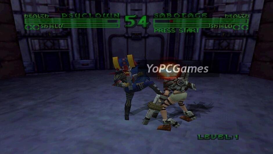 bio f.r.e.a.k.s. screenshot 1