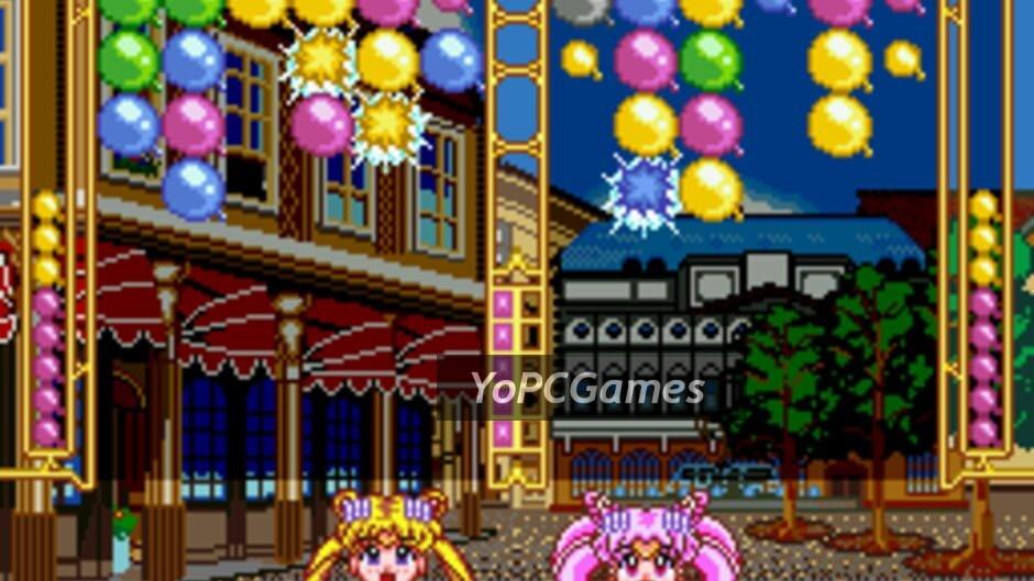 bishoujo senshi sailor moon super s: fuwa fuwa panic screenshot 2