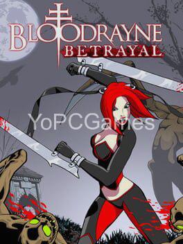 bloodrayne: betrayal game