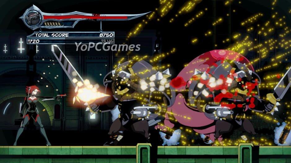bloodrayne: betrayal screenshot 1