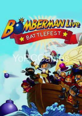 bomberman live: battlefest game