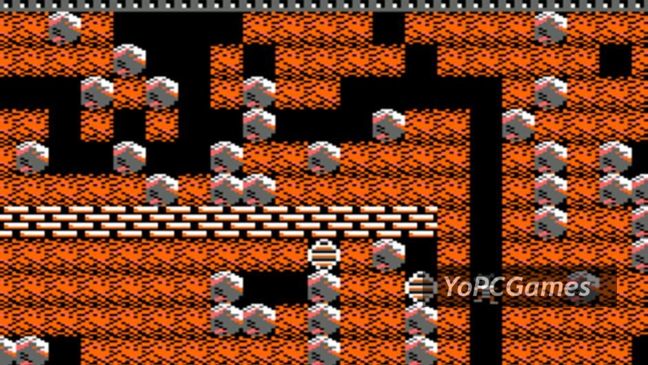 boulder dash screenshot 3