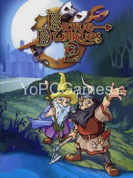 brave dwarves 2 poster