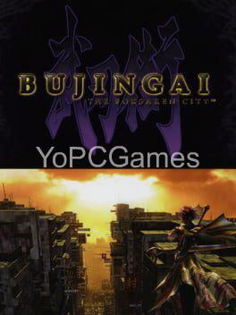 bujingai: the forsaken city cover