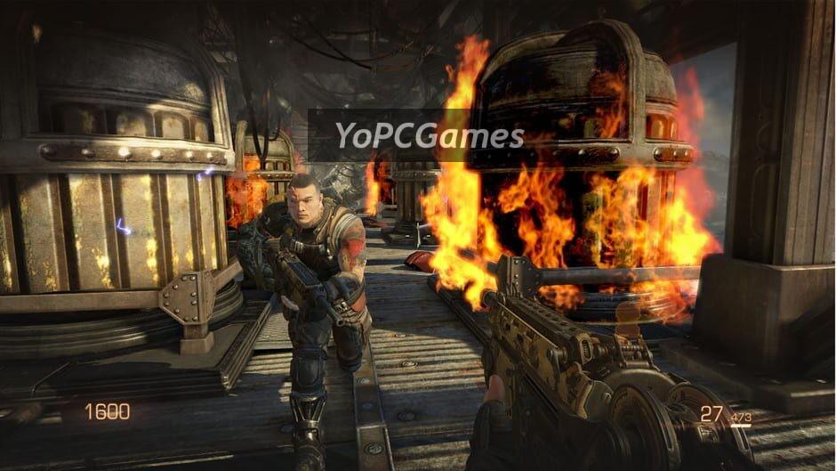 bulletstorm screenshot 1