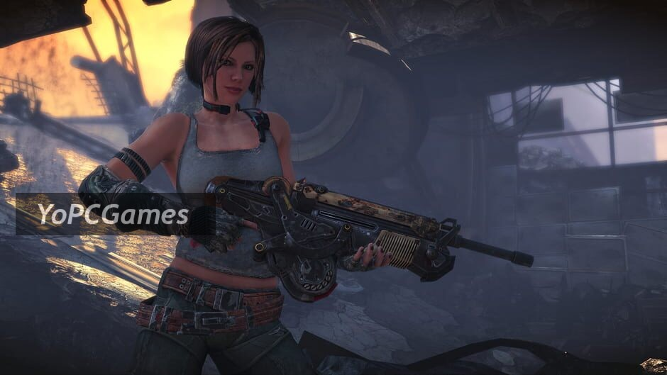 bulletstorm screenshot 2
