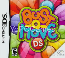 bust-a-move ds cover