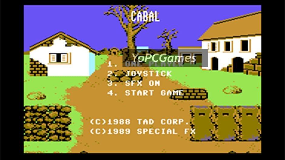 cabal screenshot 1