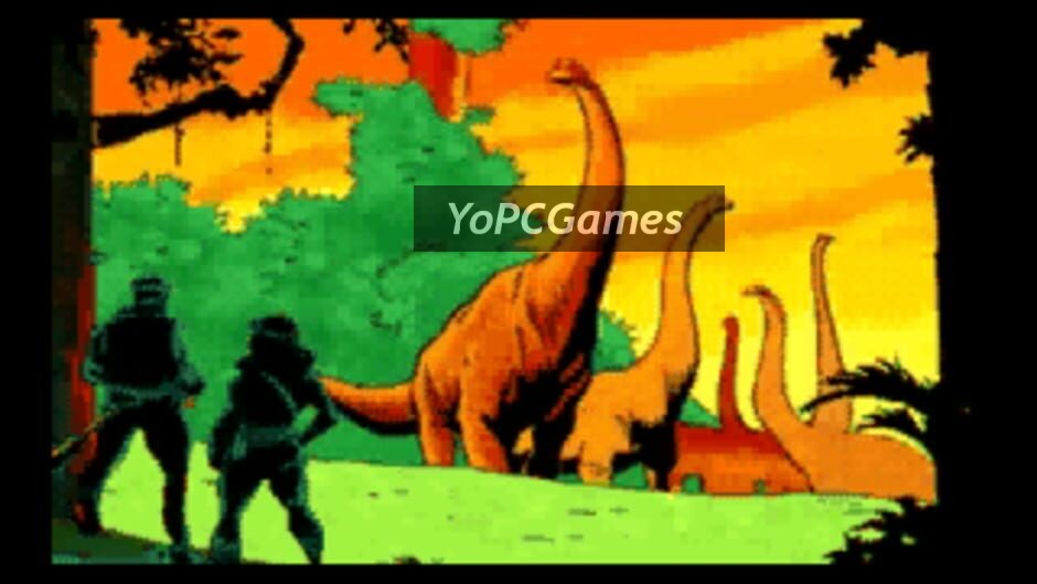 cadillacs and dinosaurs: the second cataclysm screenshot 2
