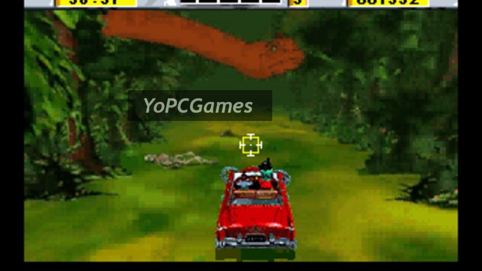 cadillacs and dinosaurs: the second cataclysm screenshot 3