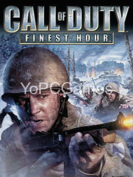 call of duty: finest hour cover