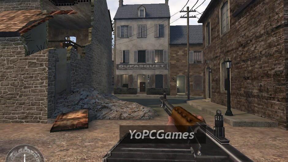 call of duty: united offensive screenshot 1